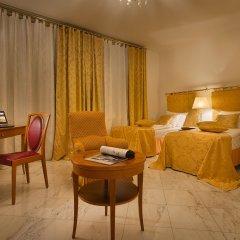 Hotel Leon D´Oro 4* Стандартный номер с различными типами кроватей фото 3