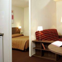 Отель Aparthotel Adagio access Paris Quai d'Ivry 3* Апартаменты с различными типами кроватей фото 4