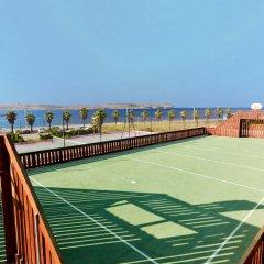 Paradise Bay Hotel спортивная площадка