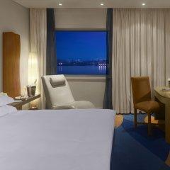 Radisson Blu Hotel, Liverpool 4* Улучшенный номер с различными типами кроватей