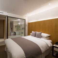 Отель Sheraton Grande Walkerhill Стандартный номер с различными типами кроватей