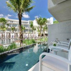 Dream Phuket Hotel & Spa 5* Номер Делюкс фото 5