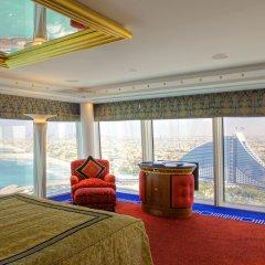 Отель Burj Al Arab Jumeirah 5* Люкс с различными типами кроватей фото 2