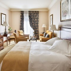 Отель InterContinental Madrid 5* Люкс повышенной комфортности с различными типами кроватей