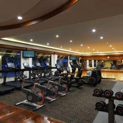 Отель Le Meridien Phuket Beach Resort гимнастика фото 2
