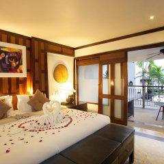 Отель Baan Yin Dee Boutique Resort комната для гостей фото 2