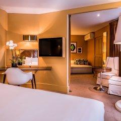 Отель Best Western Premier Opera Faubourg 4* Полулюкс двуспальная кровать