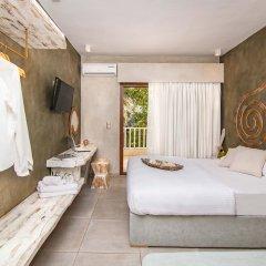 Отель Olea House Thassos Студия с различными типами кроватей