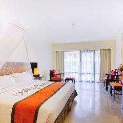 Отель Woraburi Phuket Resort & Spa 4* Улучшенный номер разные типы кроватей