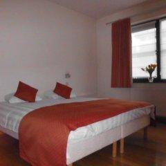 Отель Housingbrussels Улучшенные апартаменты с различными типами кроватей