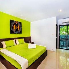 Отель Little Hill Phuket Resort 3* Номер Делюкс разные типы кроватей