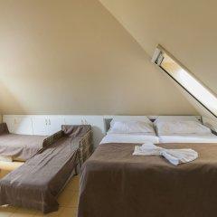 Отель Irini Panzio Стандартный семейный номер с двуспальной кроватью