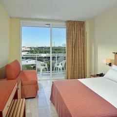 Отель Sol Costa Daurada Salou 4* Представительский номер с различными типами кроватей