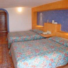 Hotel Villa Mexicana 3* Стандартный номер с 2 отдельными кроватями фото 5
