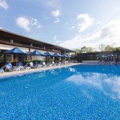 Отель Angsana Villas Resort Phuket открытый бассейн фото 8