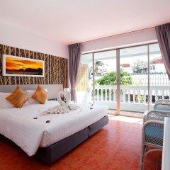 On Hotel Phuket 3* Номер Делюкс с различными типами кроватей