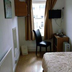 Отель Smart Sea View Brighton Стандартный номер с различными типами кроватей
