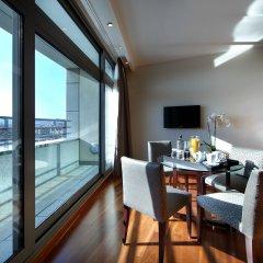 Отель Eurostars Grand Marina 5* Люкс с различными типами кроватей фото 5