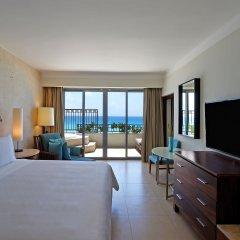Отель Fiesta Americana Condesa Cancun - Все включено 4* Люкс Премиум с различными типами кроватей