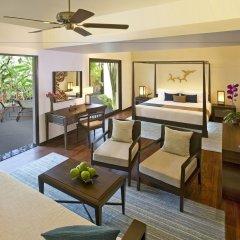 Отель Anantara Bophut Koh Samui Resort 5* Люкс