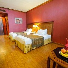 The Empress Hotel Chiang Mai 4* Номер Делюкс с различными типами кроватей