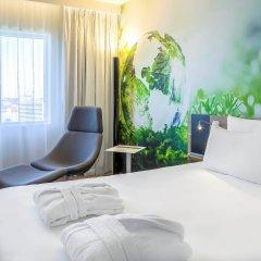 Отель Novotel Wroclaw Centrum комната для гостей