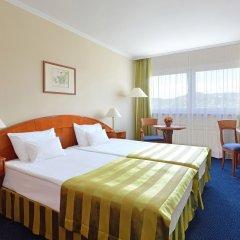 Danubius Hotel Flamenco 4* Представительский номер разные типы кроватей