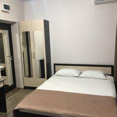 Апарт-Отель Грин Холл Стандартный номер двуспальная кровать фото 8