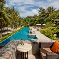 Отель Trisara Villas & Residences Phuket открытый бассейн фото 2