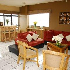 Отель Aparthotel Guijarros 3* Представительский люкс с различными типами кроватей
