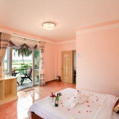 Отель Vy Hoa Hoi An Villas 3* Люкс с различными типами кроватей