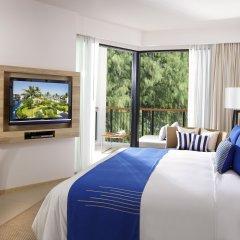 Отель Holiday Inn Resort Phuket Mai Khao Beach 4* Люкс повышенной комфортности разные типы кроватей