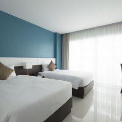 Отель Chanalai Hillside Resort, Karon Beach 4* Стандартный номер с различными типами кроватей фото 2