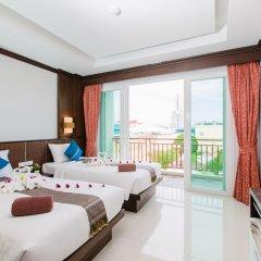 Отель Azure Bangla Phuket 3* Номер Делюкс разные типы кроватей