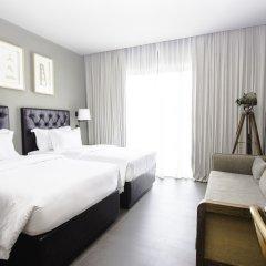 Отель Marina Express-AVIATOR-Phuket Airport Номер Делюкс с двуспальной кроватью