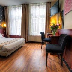 Hotel De Paris Amsterdam 3* Стандартный номер с различными типами кроватей фото 8
