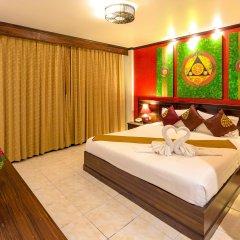 Tanawan Phuket Hotel 3* Улучшенный номер с различными типами кроватей фото 3