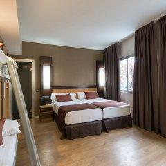 Hotel Catalonia Atenas 4* Стандартный номер с различными типами кроватей фото 11