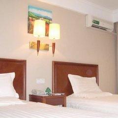 GreenTree Inn Suzhou Wuzhong Hotel 2* Стандартный номер с 2 отдельными кроватями фото 4
