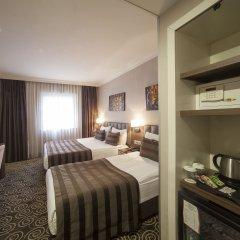 Delta Hotel Istanbul Стандартный номер с различными типами кроватей