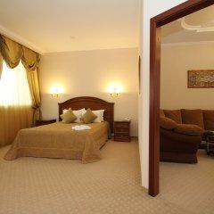 Гостиница Гольфстрим 4* Люкс разные типы кроватей