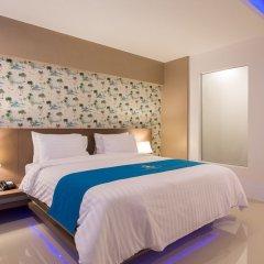 The Phu Beach Hotel 3* Номер Делюкс с различными типами кроватей фото 2