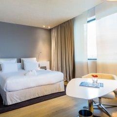Отель Pullman Brussels Centre Midi 4* Номер Делюкс с различными типами кроватей