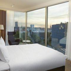 Отель Hilton Tallinn Park 4* Люкс повышенной комфортности с разными типами кроватей фото 7