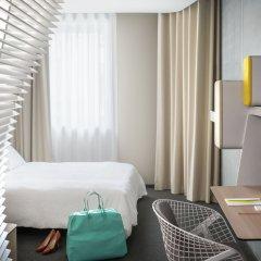 Отель OKKO Hotels Lyon Pont Lafayette 4* Стандартный номер с различными типами кроватей