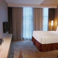 Skytel Hotel Chengdu 4* Улучшенный номер с различными типами кроватей