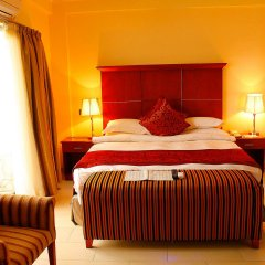 The Westwood Hotel Ikoyi Lagos 4* Номер Делюкс с различными типами кроватей