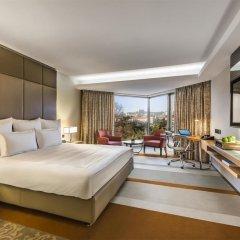 Отель Swissotel The Bosphorus Istanbul комната для гостей фото 4