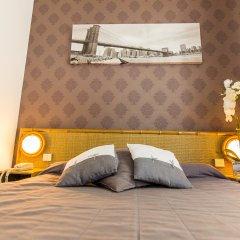 Отель Brit Hôtel Abc Champerret 2* Стандартный номер с различными типами кроватей
