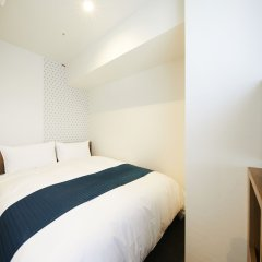 Hotel Intergate Tokyo Kyobashi 3* Небольшой номер с двуспальной кроватью